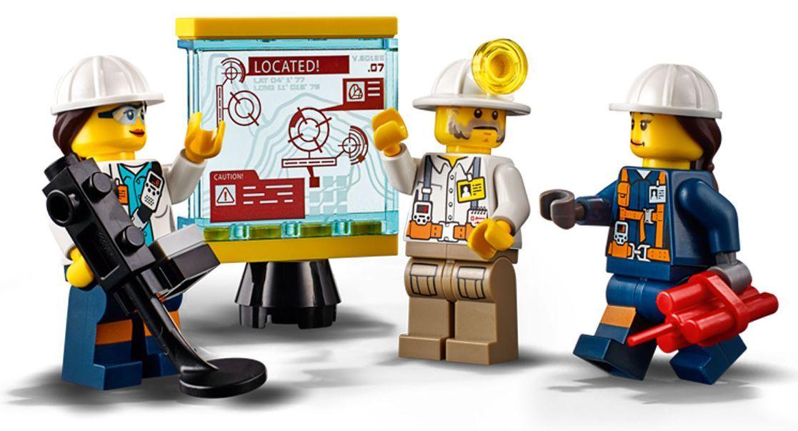 Конструктор Lego City - Място за експерти (60188) - 19
