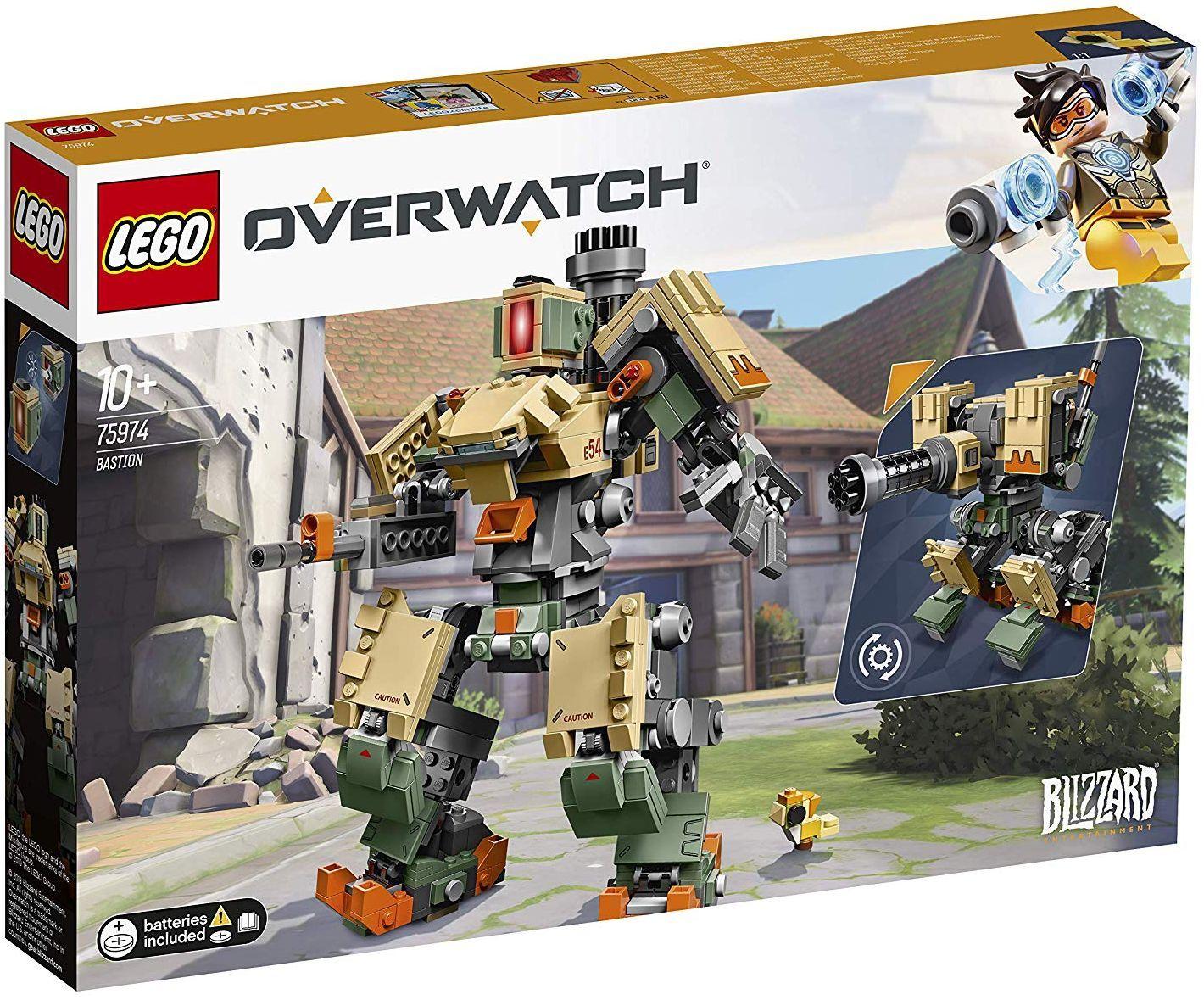 Конструктор Lego Overwatch - Bastion (75974) - 5