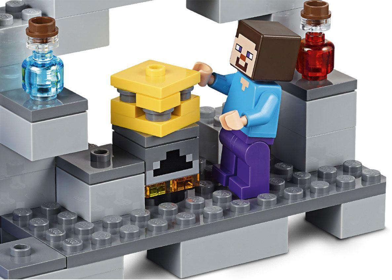 Конструктор Lego Minecraft - Океански монумент (21136) - 5