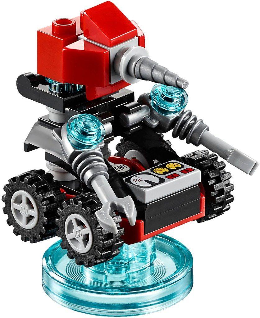 Конструктор Lego Dimensions - Bane & Drill Driver - 4
