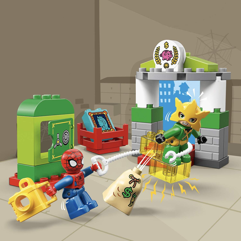 Конструктор Lego Duplo - Spider-Man срещу Electro (10893) - 3