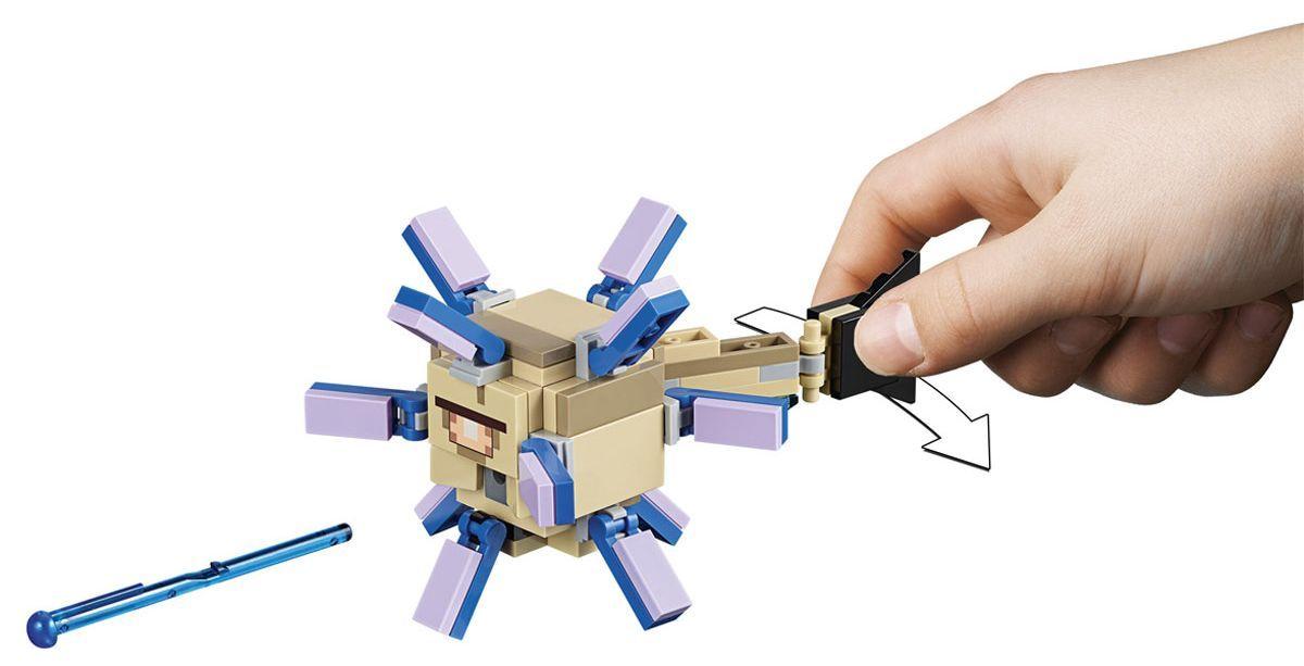 Конструктор Lego Minecraft - Океански монумент (21136) - 4