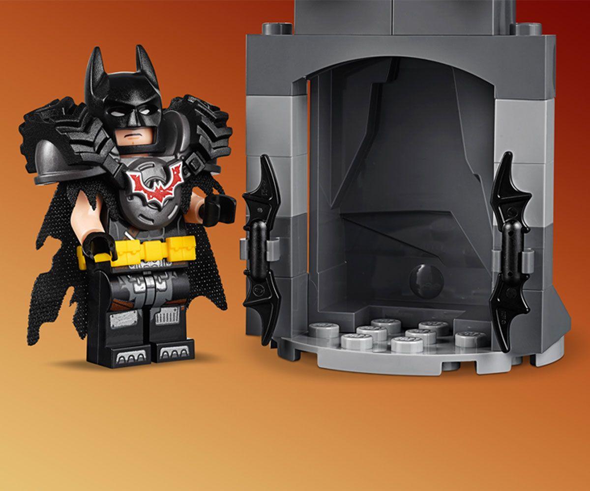 Конструктор Lego Movie 2 - Батман, готов за битка, и Железният (70836) - 11