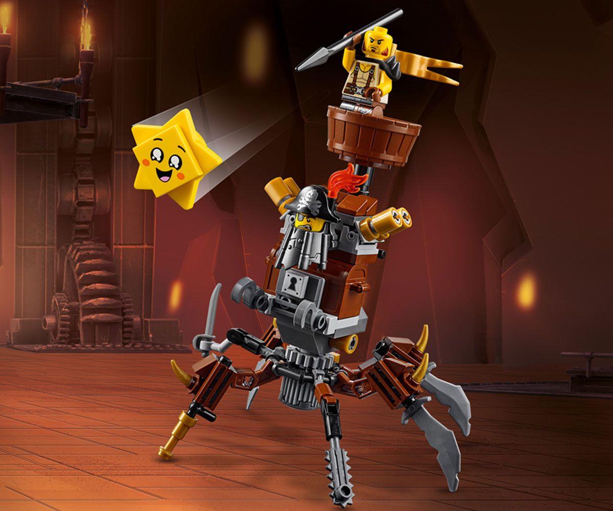 Конструктор Lego Movie 2 - Батман, готов за битка, и Железният (70836) - 1