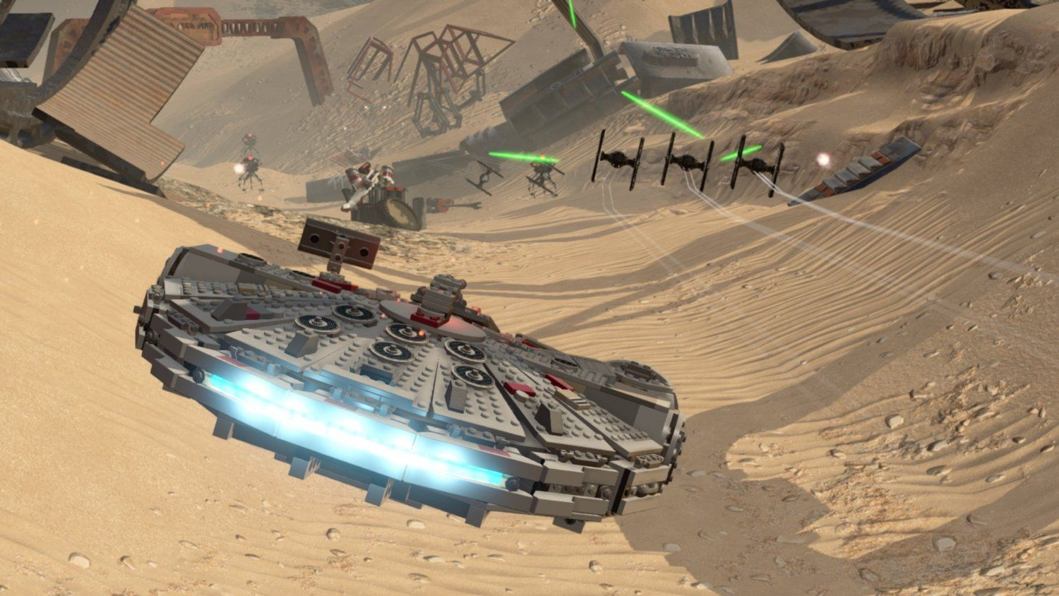 LEGO Star Wars The Force Awakens Deluxe Edition 2 (Xbox One) - 3