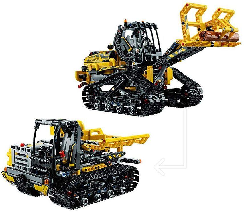 Конструктор Lego Technic - Верижен товарач (42094) - 11