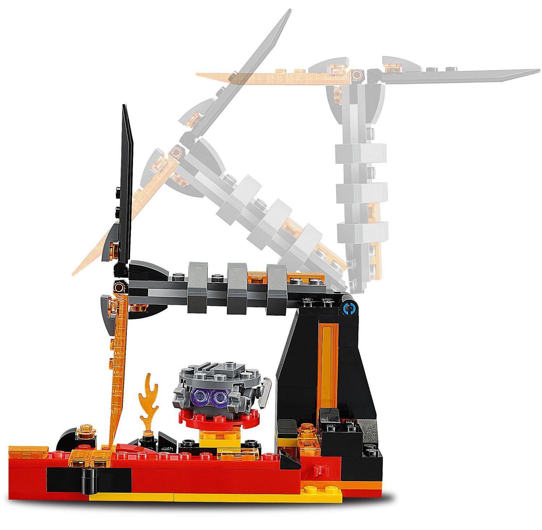 Конструктор Lego Star Wars - Дуел на Mustafar (75269) - 5