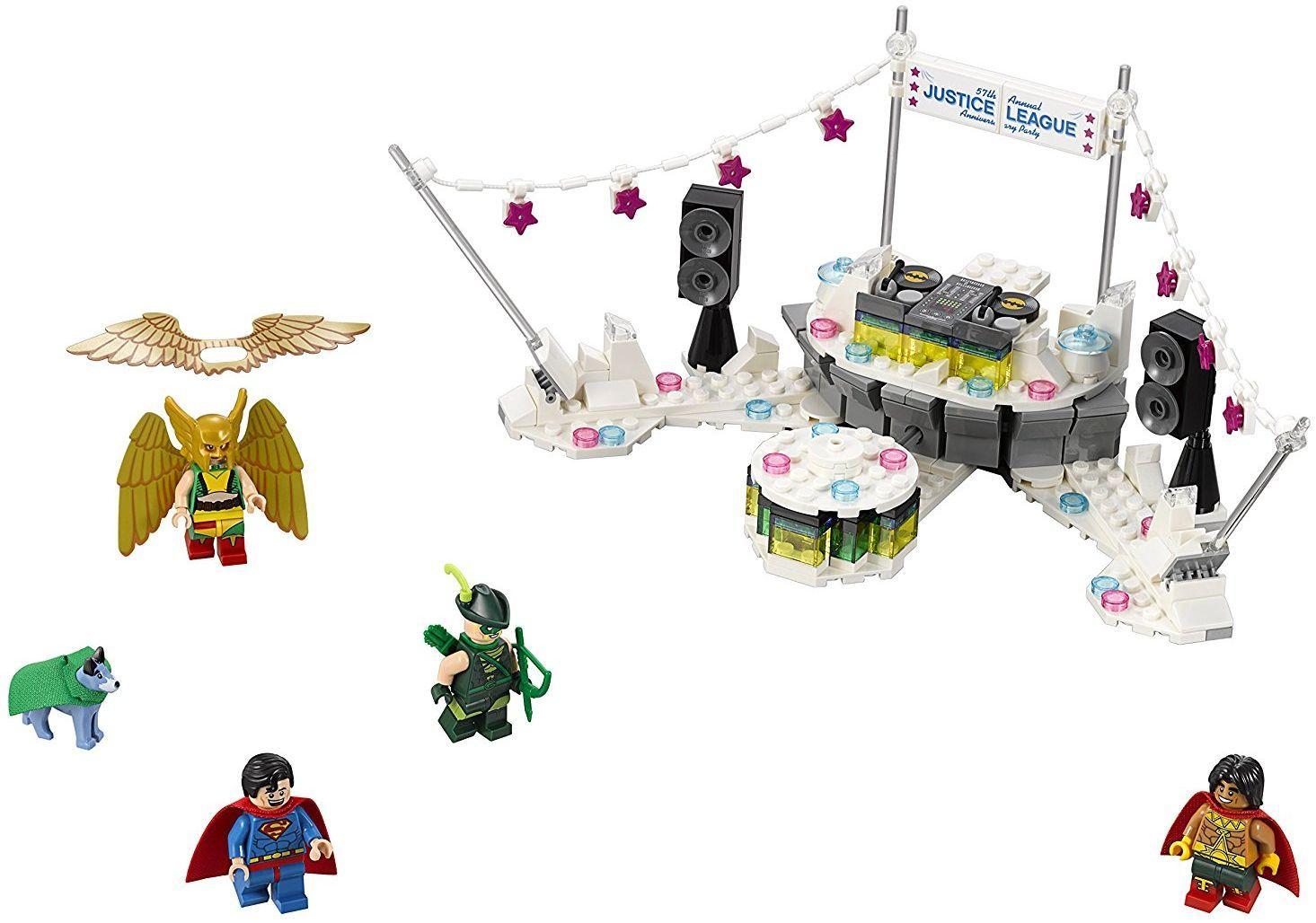 Конструктор Lego Batman Movie - Парти на Лигата на справедливостта (70919) - 5