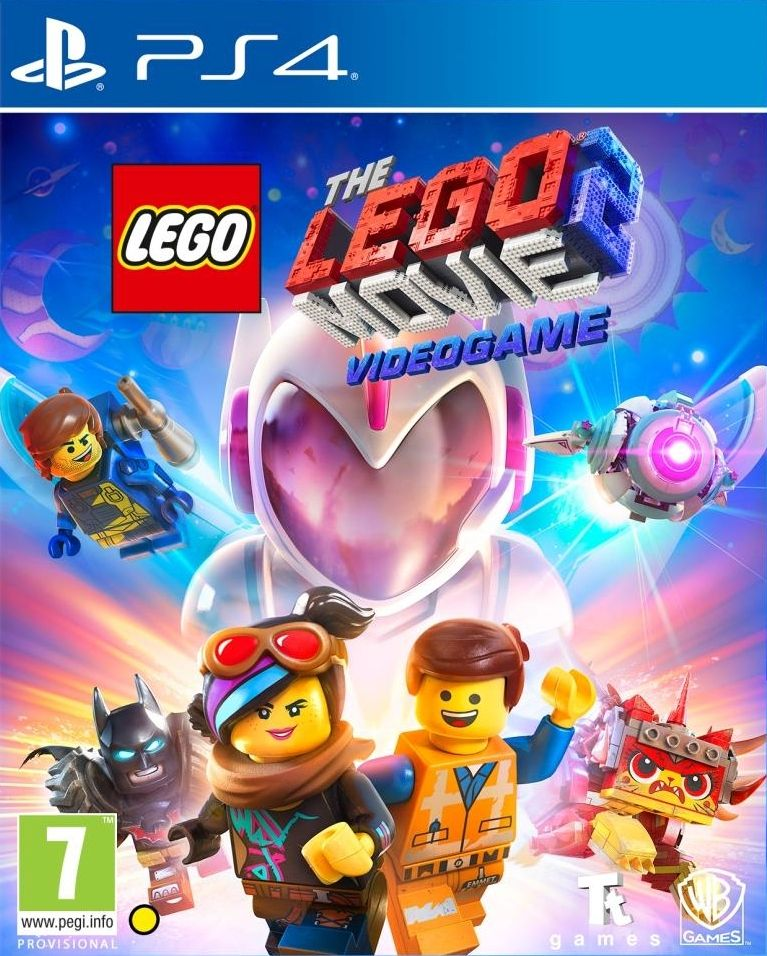 LEGO Movie 2: The Videogame (PS4) - 1