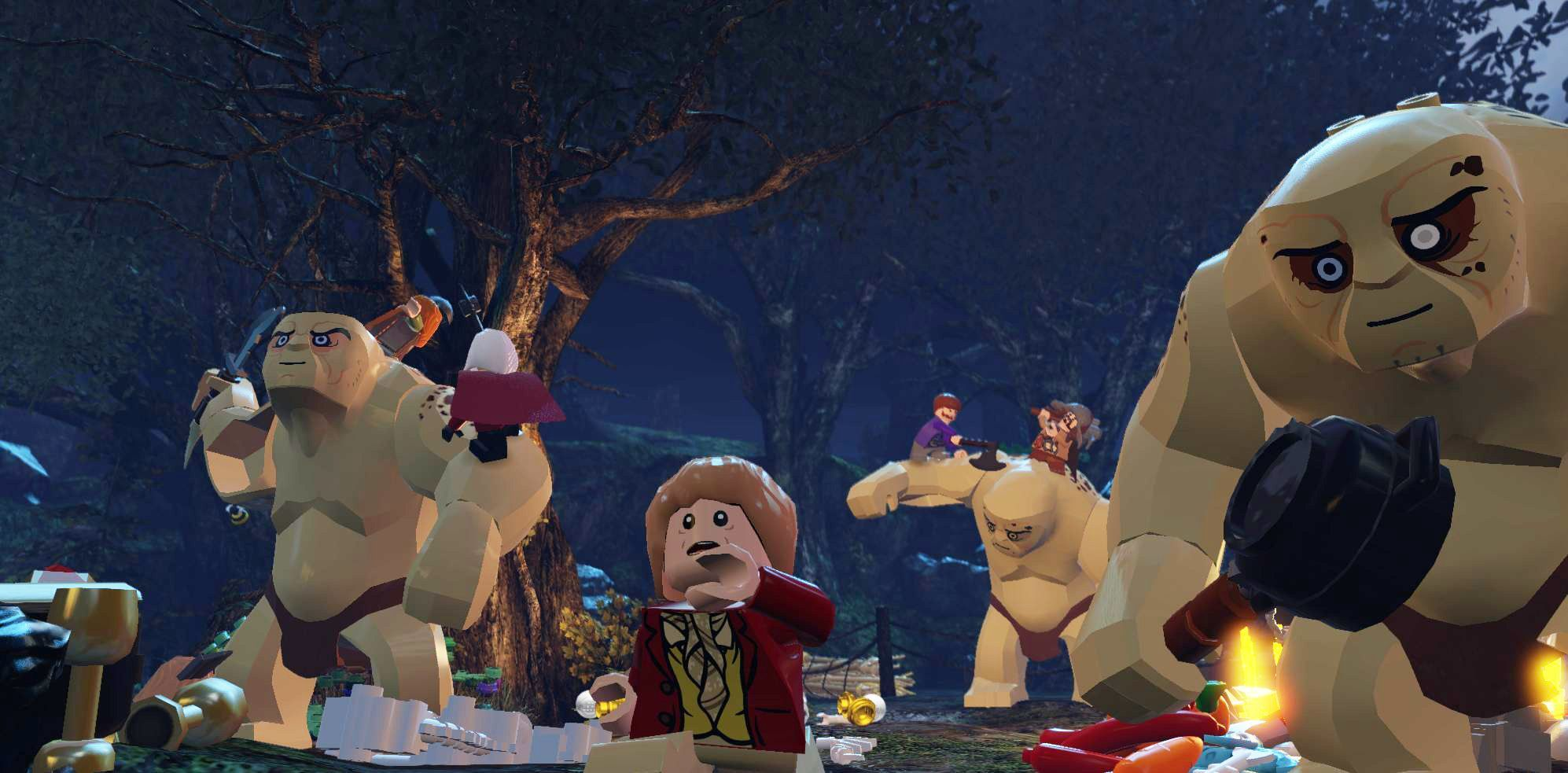 LEGO The Hobbit (Vita) - 6
