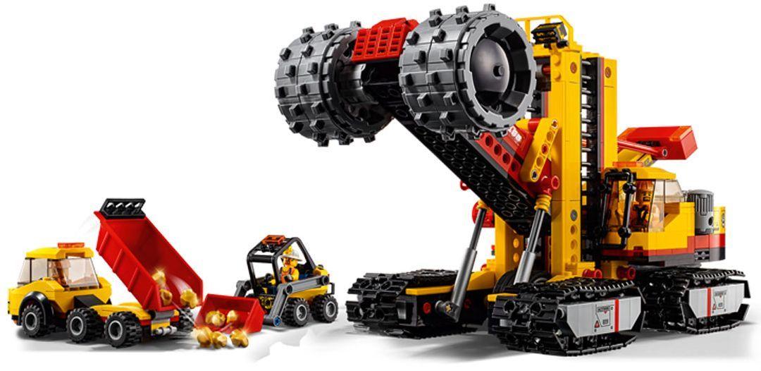 Конструктор Lego City - Място за експерти (60188) - 3