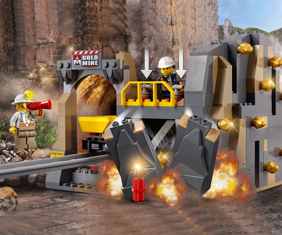 Конструктор Lego City - Място за експерти (60188) - 6