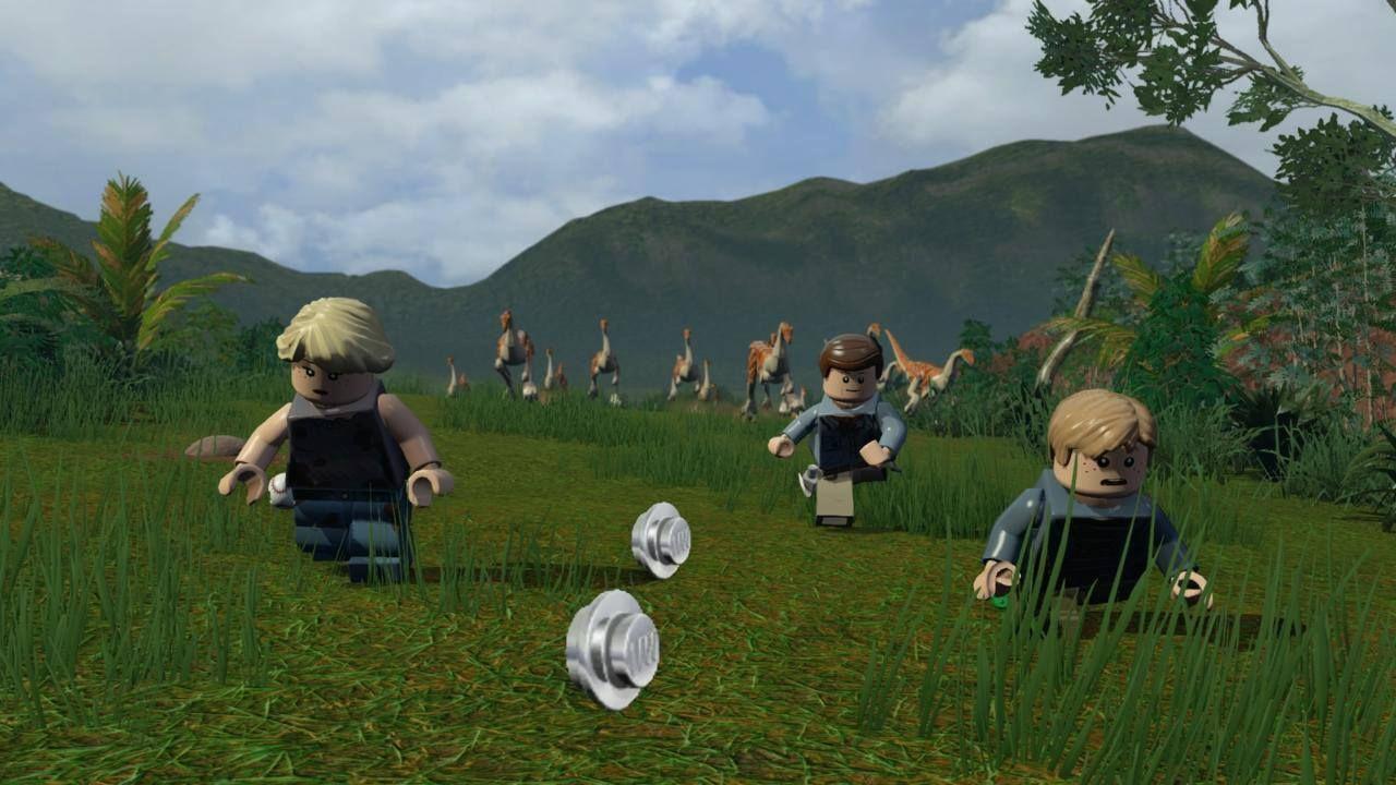 LEGO Jurassic World (PS4) - 5