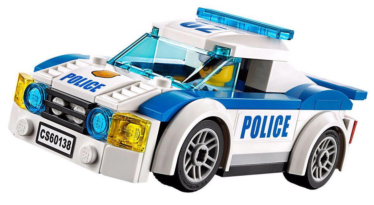 Конструктор Lego City - Скоростно преследване (60138) - 6
