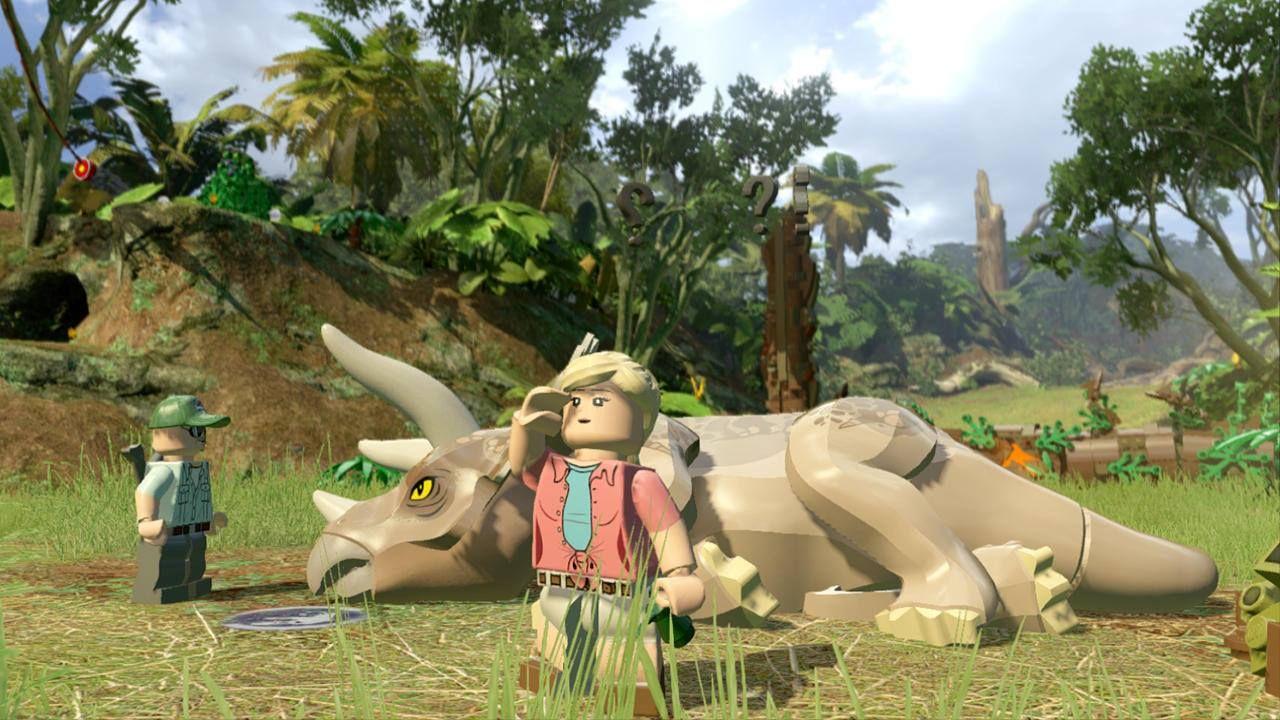 LEGO Jurassic World (Xbox One) - 7