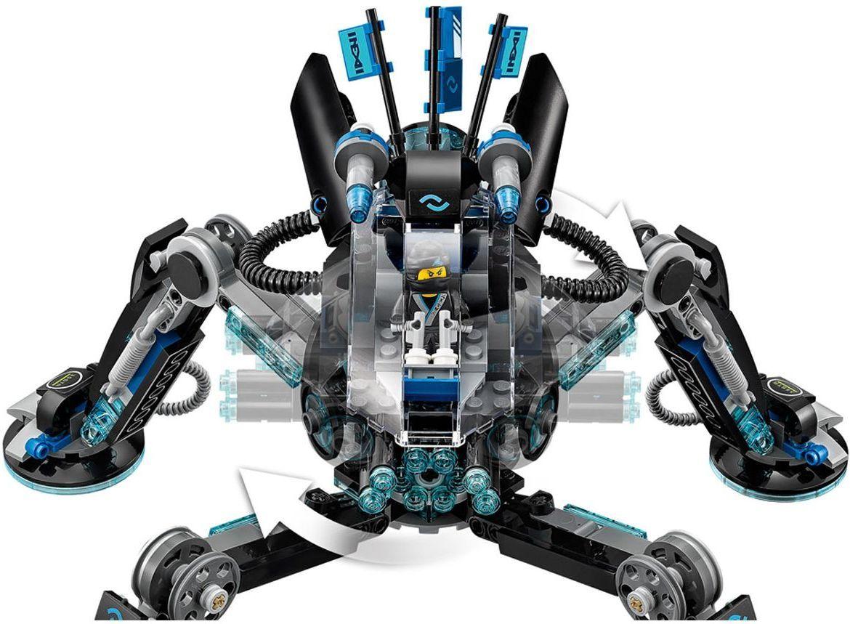 Конструктор Lego Ninjago - Водомерка (70611) - 6