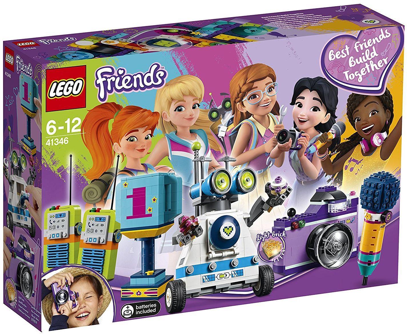 Конструктор Lego Friends - Кутия на приятелството (41346) - 1