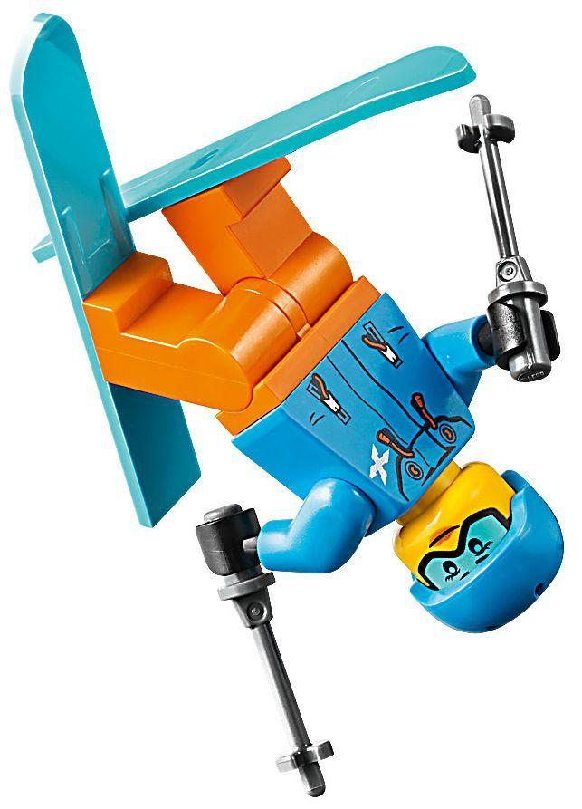 Конструктор Lego City - Ратрак (60222) - 11