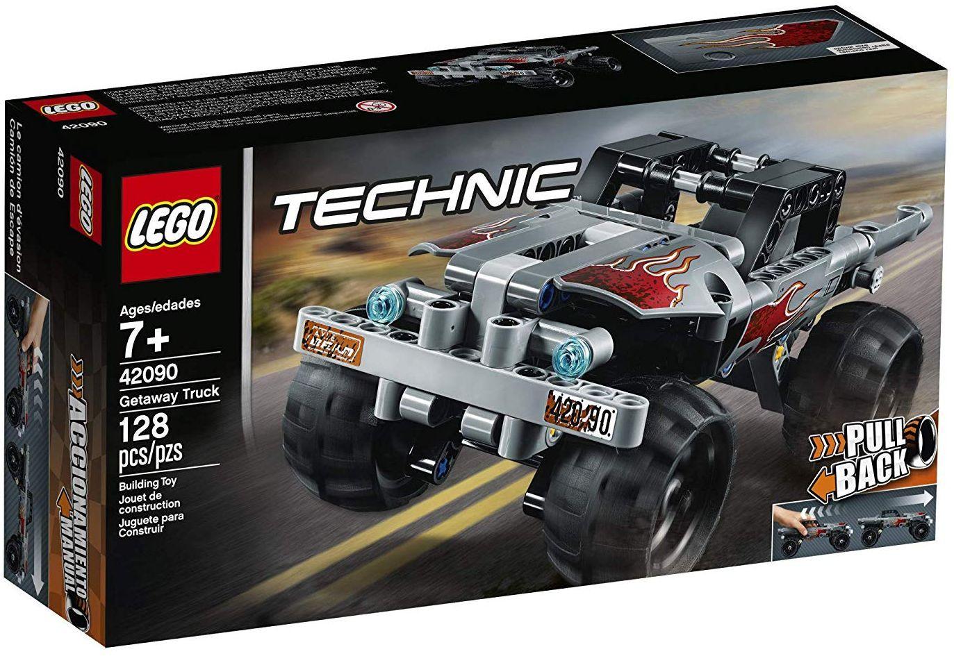 Конструктор Lego Technic - Камион за бягство (42090) - 5