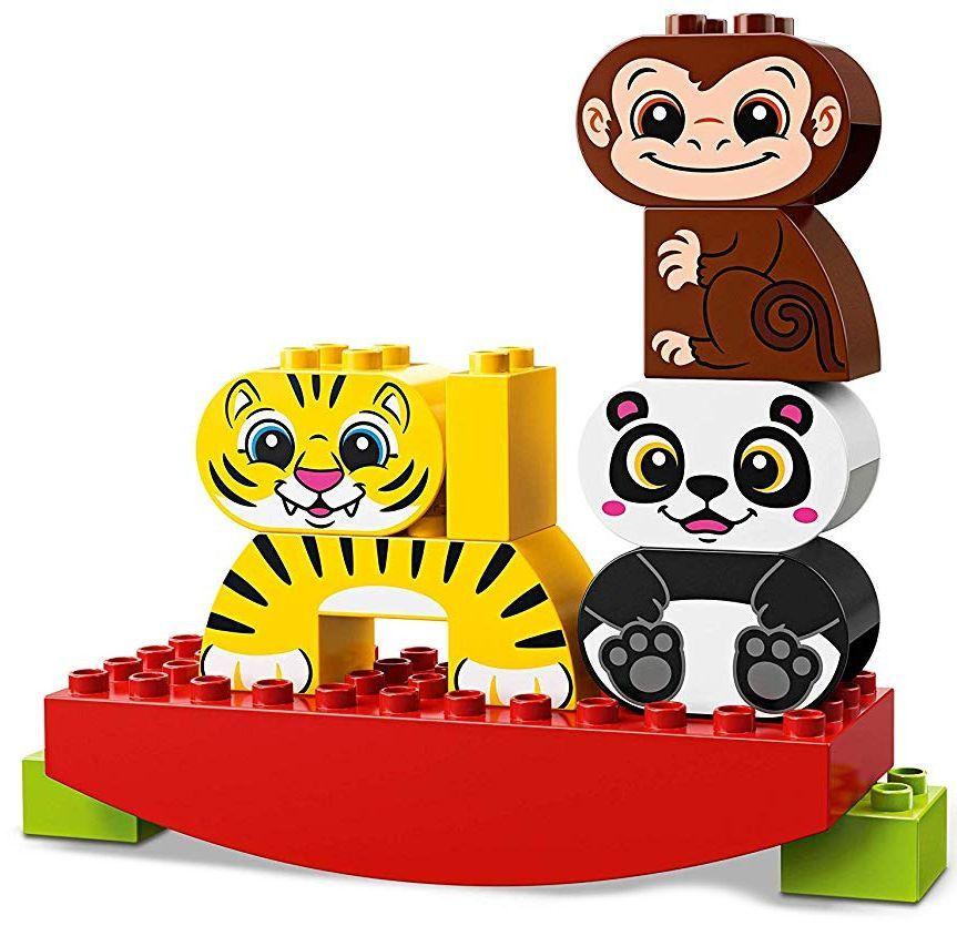 Конструктор Lego Duplo - Моите първи балансиращи животни (10884) - 3