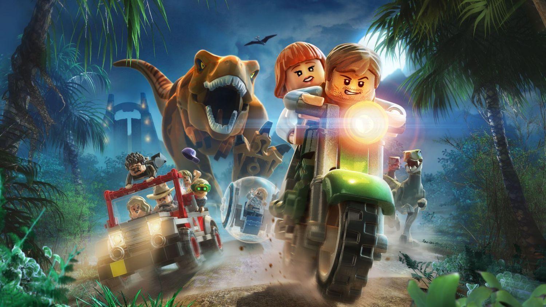 LEGO Jurassic World (Xbox One) - 10