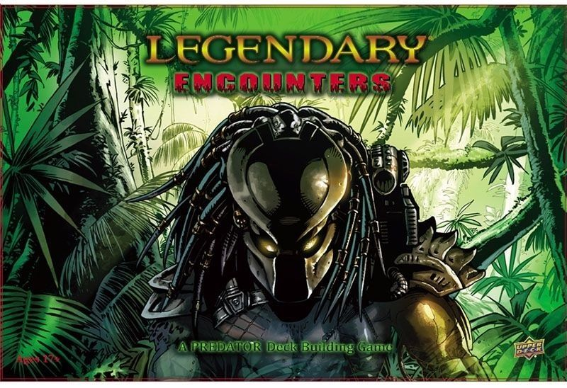 Настолна игра Legendary Encounters - A Predator Deck Building Game - 4
