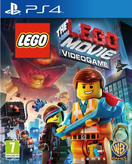 LEGO Movie: The Videogame (PS4) - 1