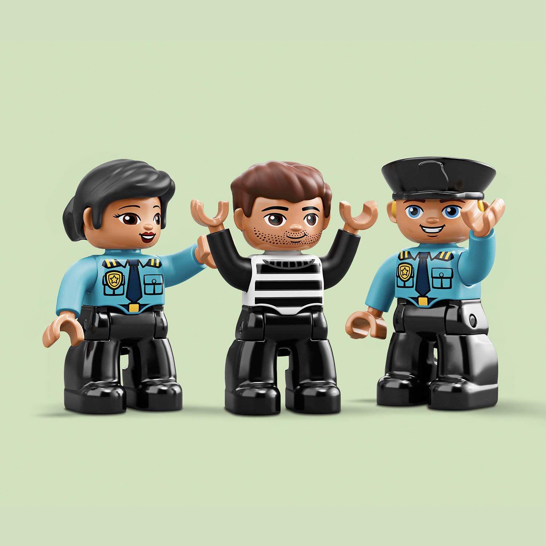 Конструктор Lego Duplo - Полицейски участък (10902) - 4