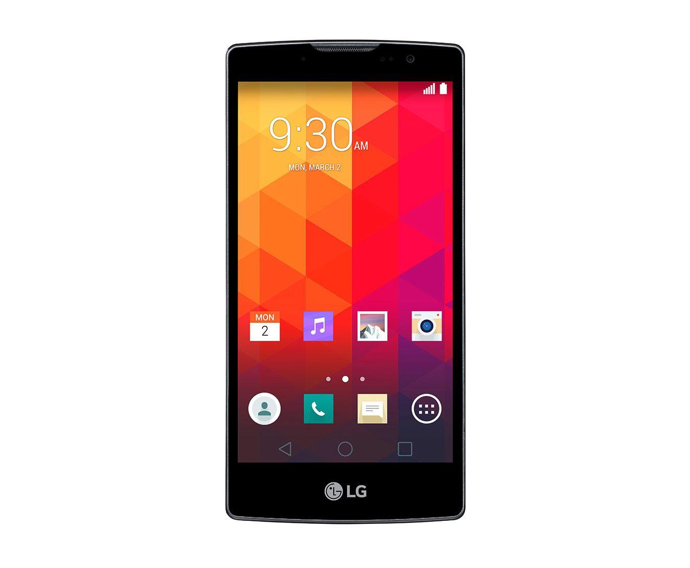 LG Spirit H440N LTE 8GB - златист - 1