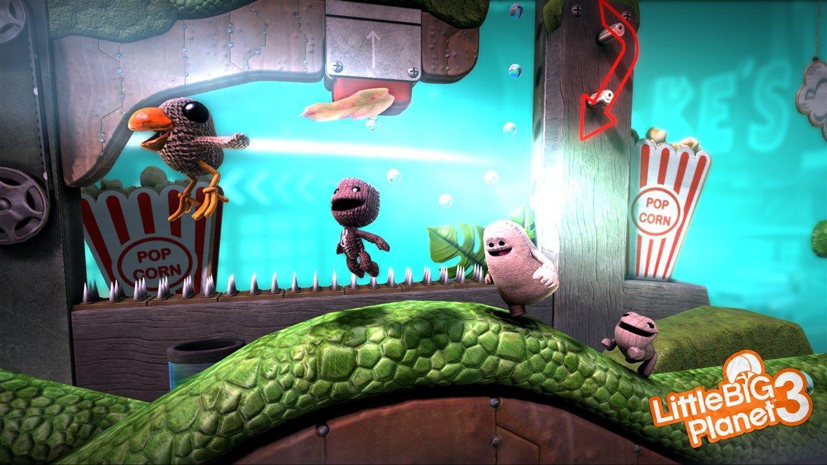 LittleBigPlanet 3 (PS4) - 13
