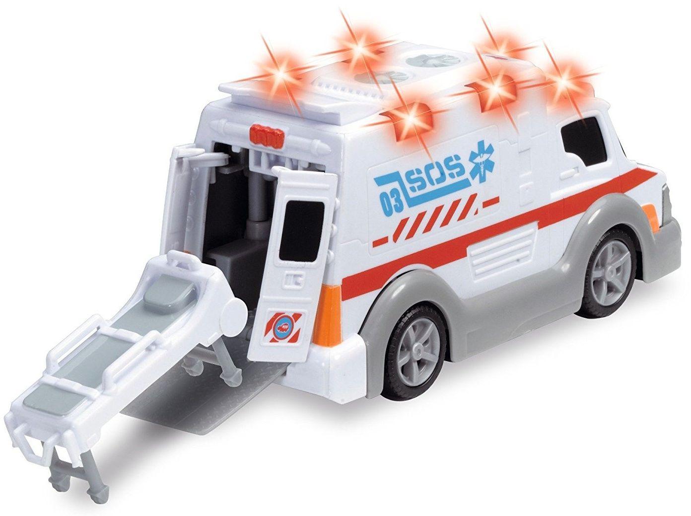 Линейка Dickie Toys - Action Series - 2