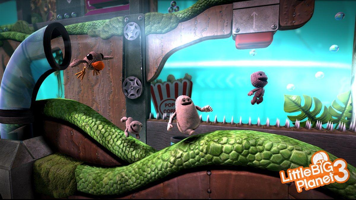 LittleBigPlanet 3 (PS4) - 7