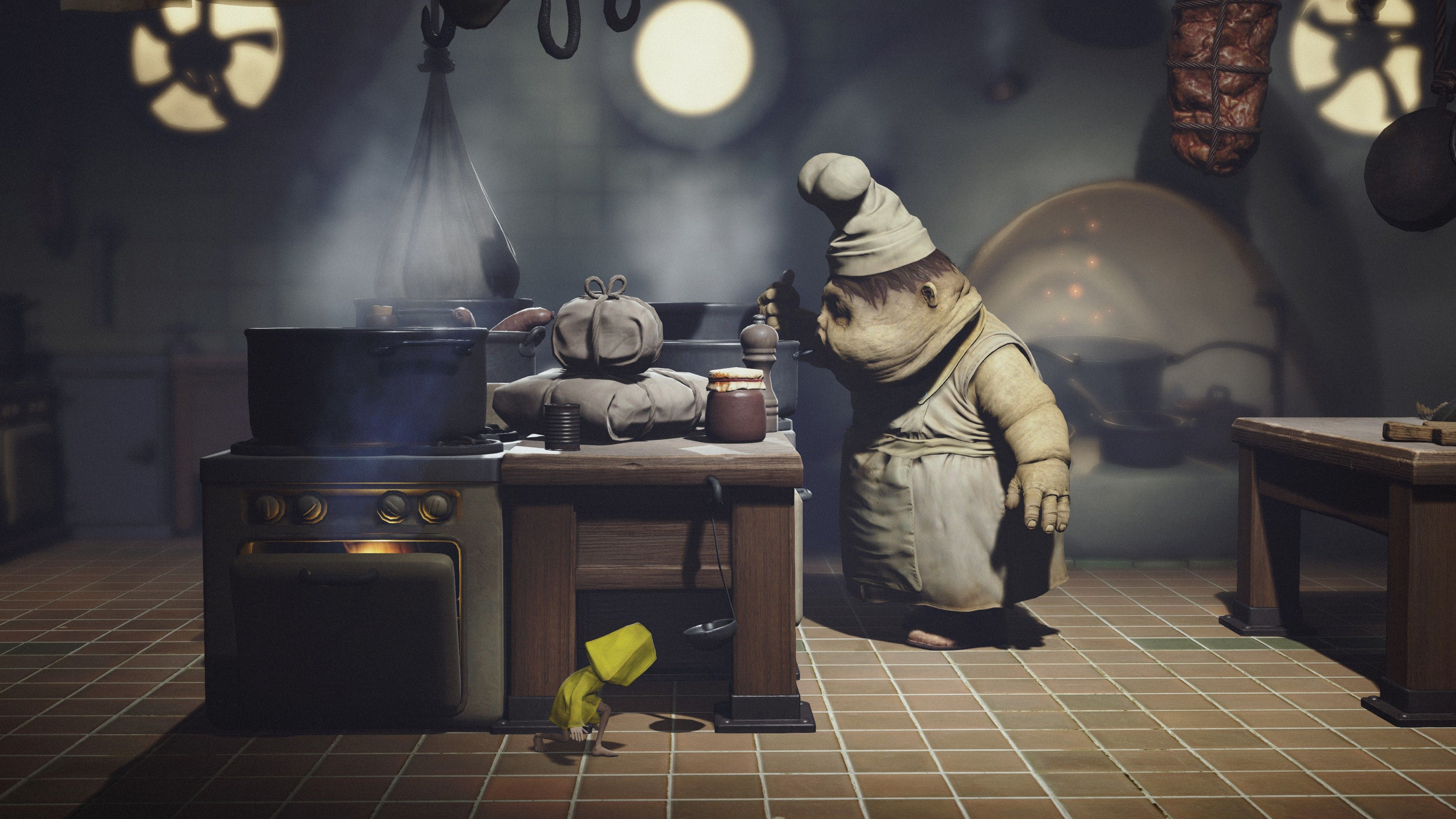 Little Nightmares Deluxe Edition (PS4) - 7