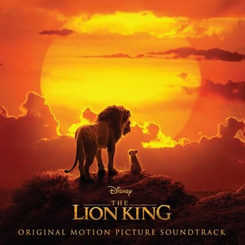 Various Artists - The Lion King (CD) - 1