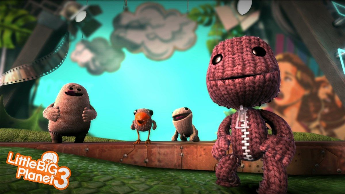 LittleBigPlanet 3 (PS4) - 16