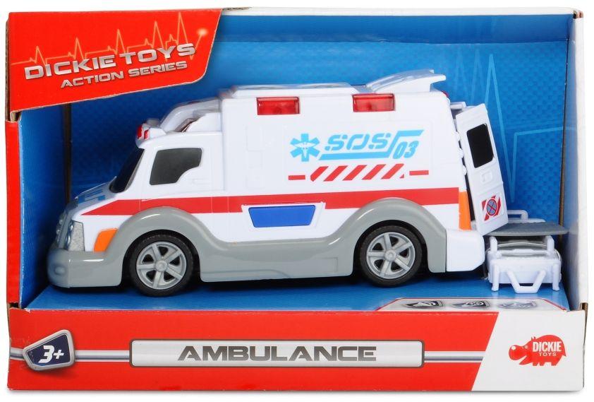 Линейка Dickie Toys - Action Series - 3