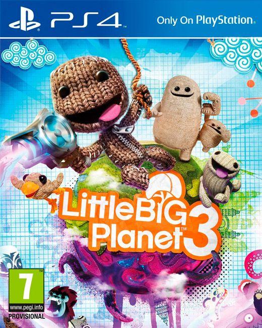 LittleBigPlanet 3 (PS4) - 3