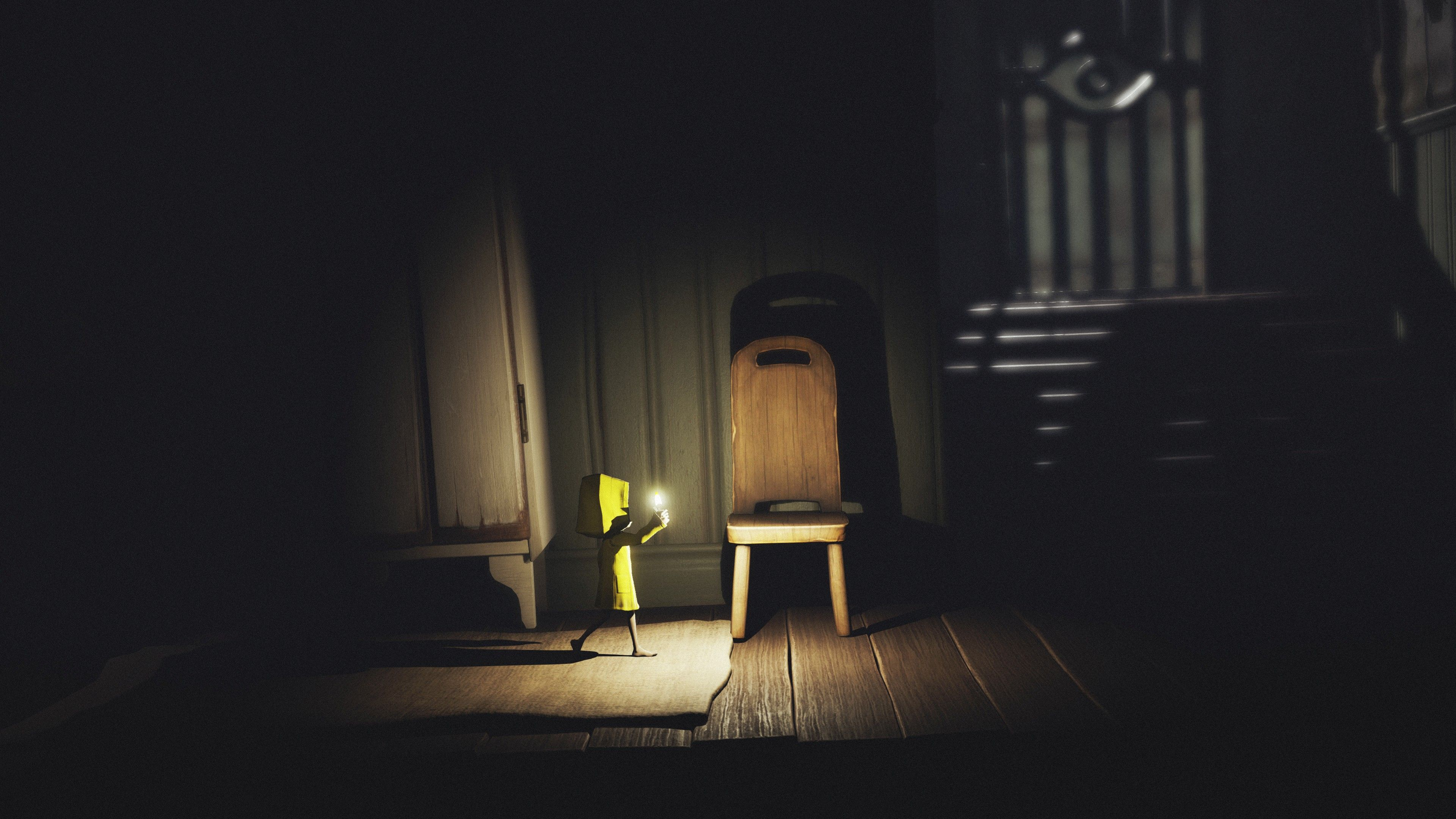 Little Nightmares Deluxe Edition (PS4) - 4