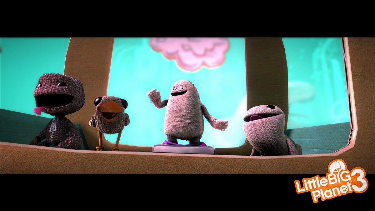 LittleBigPlanet 3 (PS4) - 5