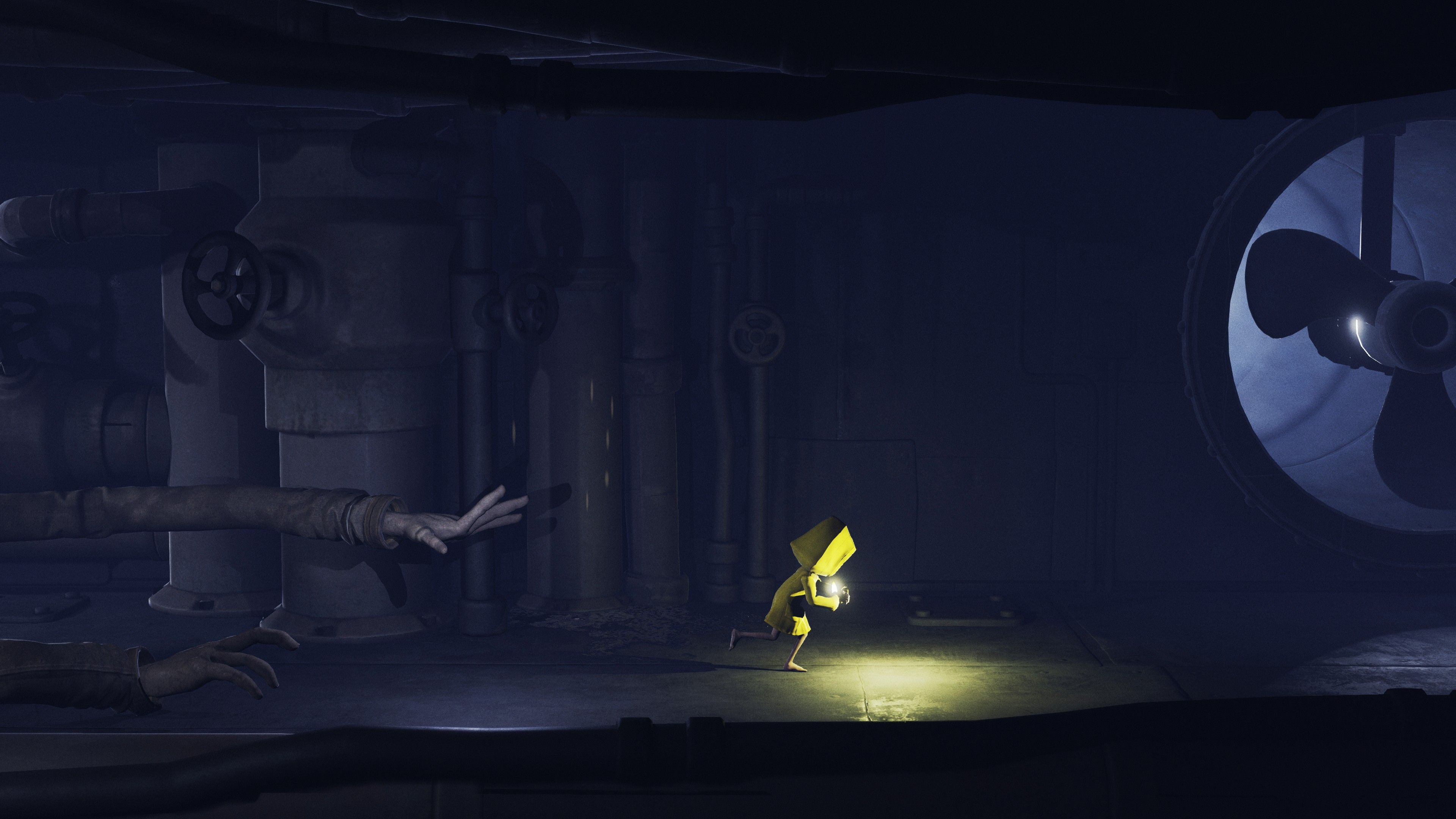 Little Nightmares Deluxe Edition (PS4) - 5