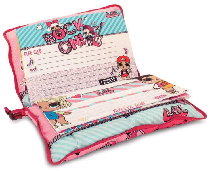 Таен дневник - възглавница L.O.L Surprise - 3