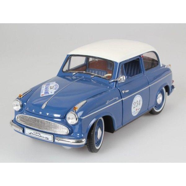 Сглобяем модел на автомобил Revell - Lloyd Alexander, Bluegrey (8463) - 6
