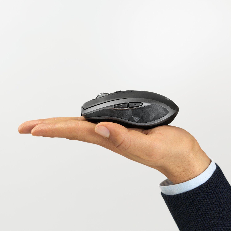 Безжична мишка Logitech MX Anywhere 2S, Graphite - 9