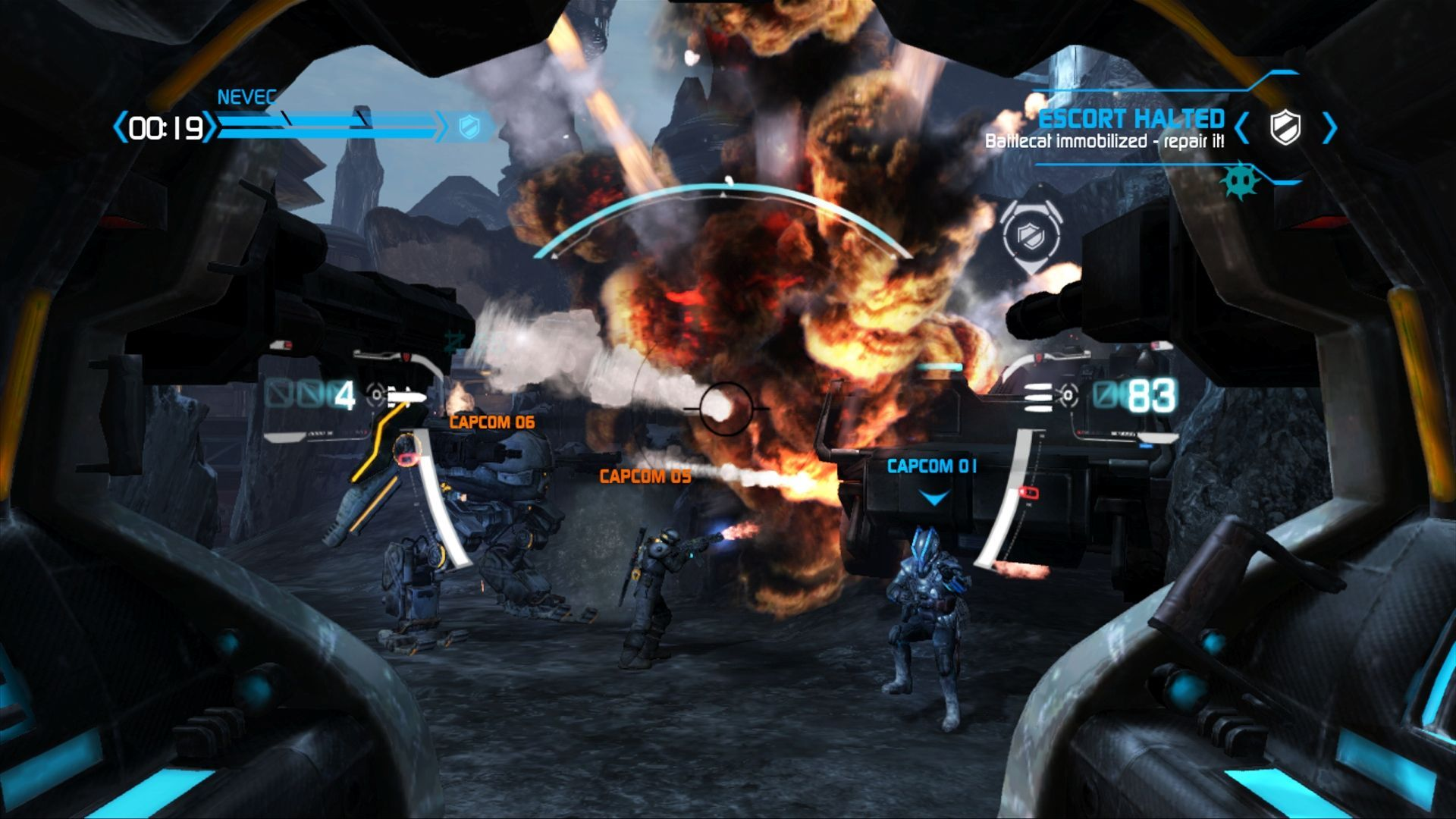 Lost Planet 3 multiplayer - 18