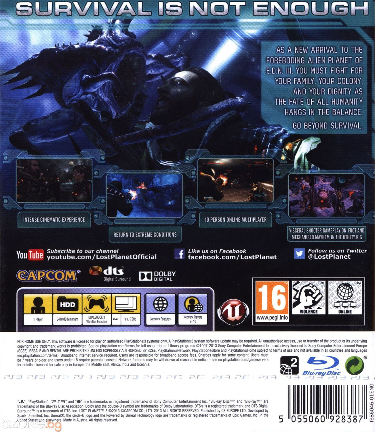 Lost Planet 3 (PS3) - 6