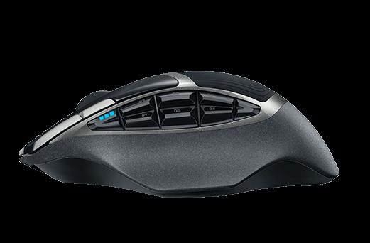 Геймърска мишка Logitech G602 Wireless EER Orient Packaging - 6
