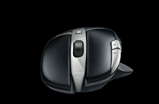 Геймърска мишка Logitech G602 Wireless EER Orient Packaging - 7
