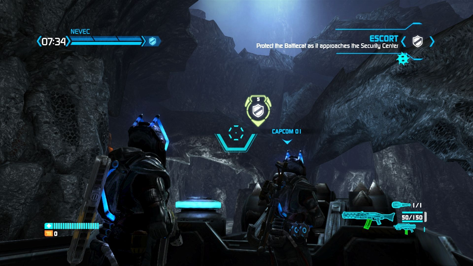 Lost Planet 3 multiplayer - 24