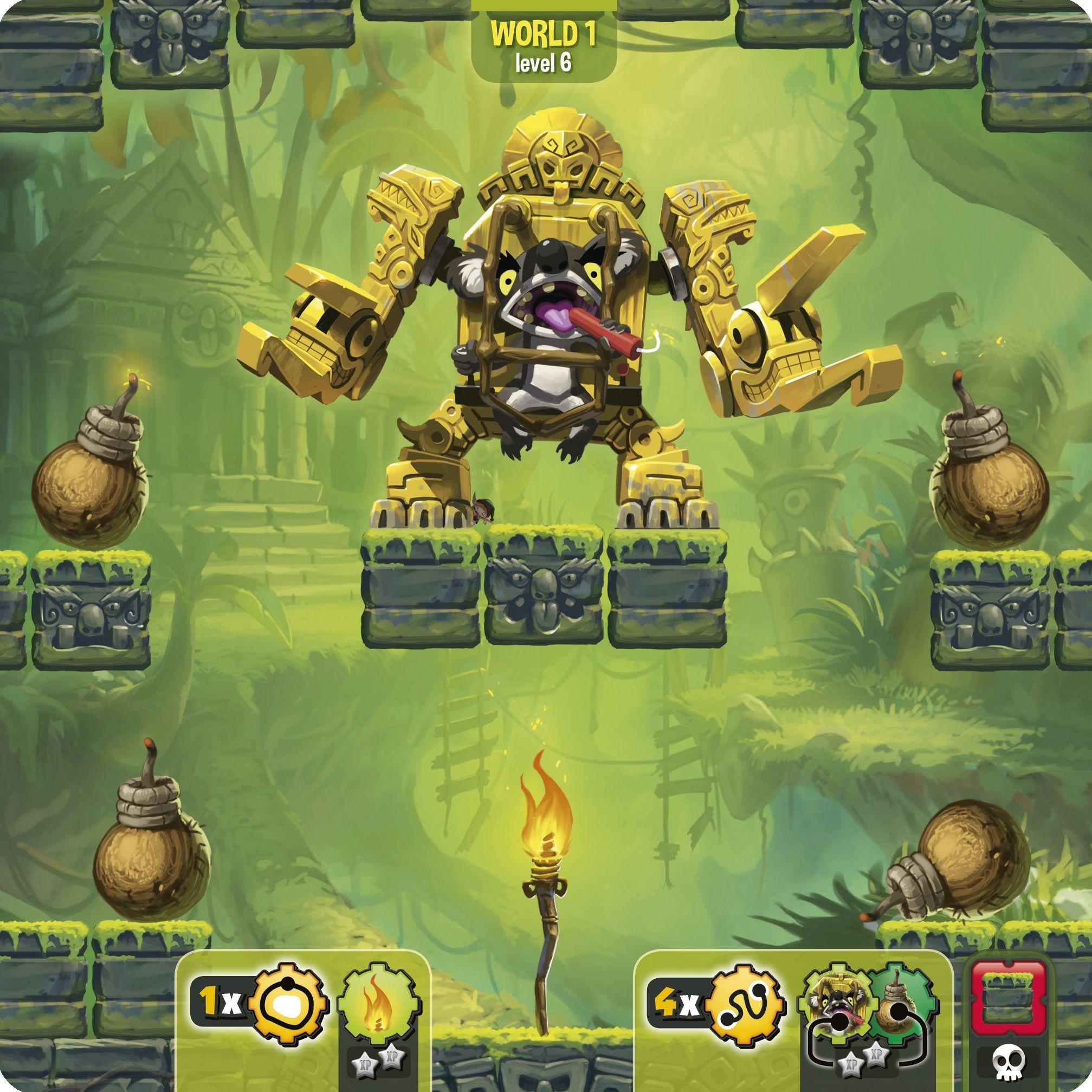 Парти настолна игра Loony Quest - 3