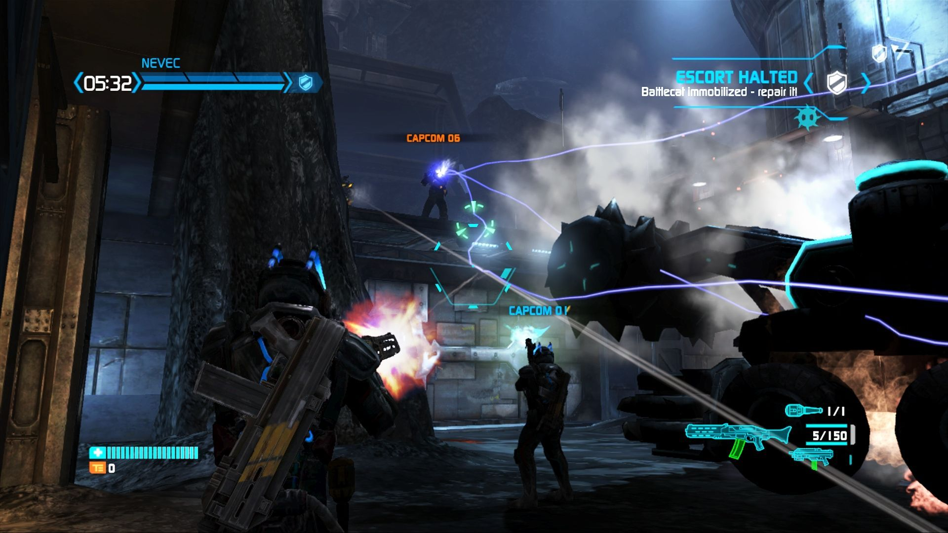 Lost Planet 3 multiplayer - 17
